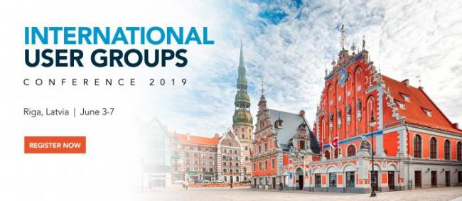 International user groups